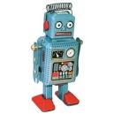 ROBOT MUELLE CABEZA