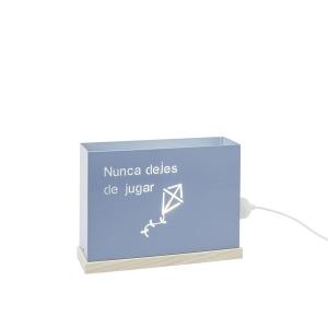 NUNCA DEJES DE JUGAR