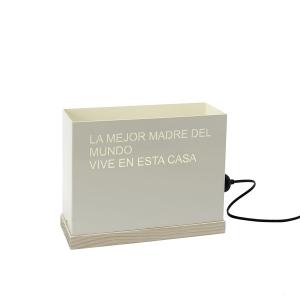 LA MEJOR MADRE DEL MUNDO VIVE EN ESTA CASA